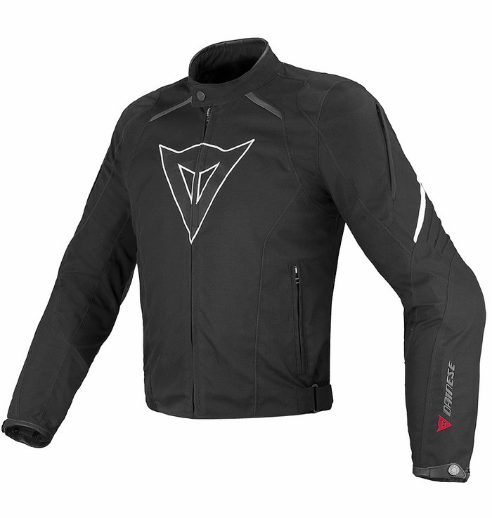 Dainese Laguna Seca Tex Jacket Black Reflex