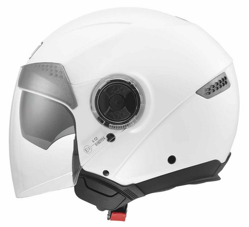 Agv New Citylight Mono jet helmet white