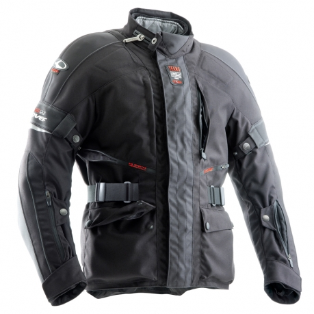 Motorcycle jacket Clover Tekno WP Level 2 3 layers