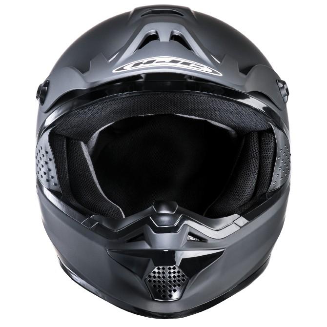 HJC CSMX cross helmet Matte Black