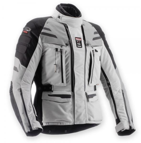 Clover Crossover Airbag jacket Grey