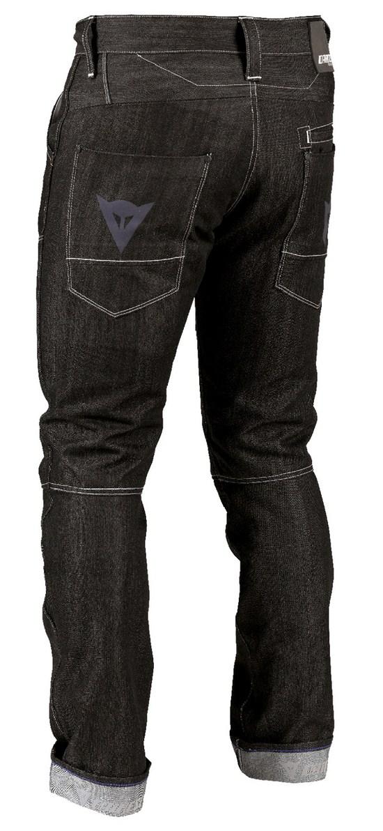 Pantaloni moto Dainese D1 Kevlar Pred Denim