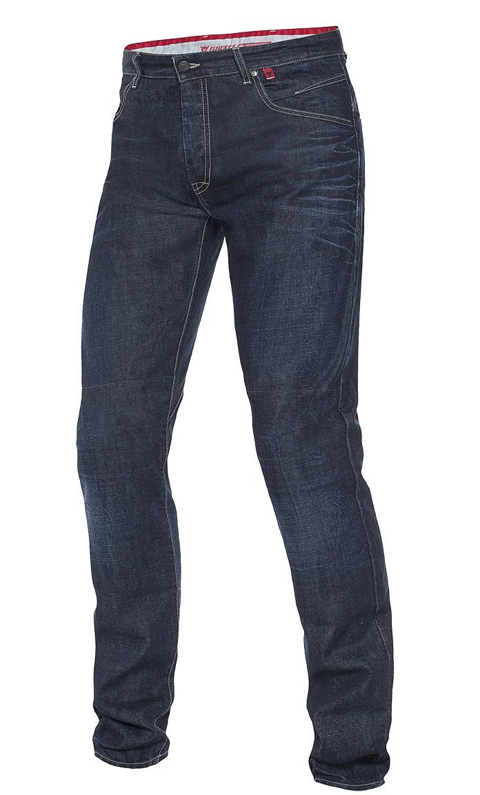 Jeans moto Dainese Bonneville slim Denim scuro