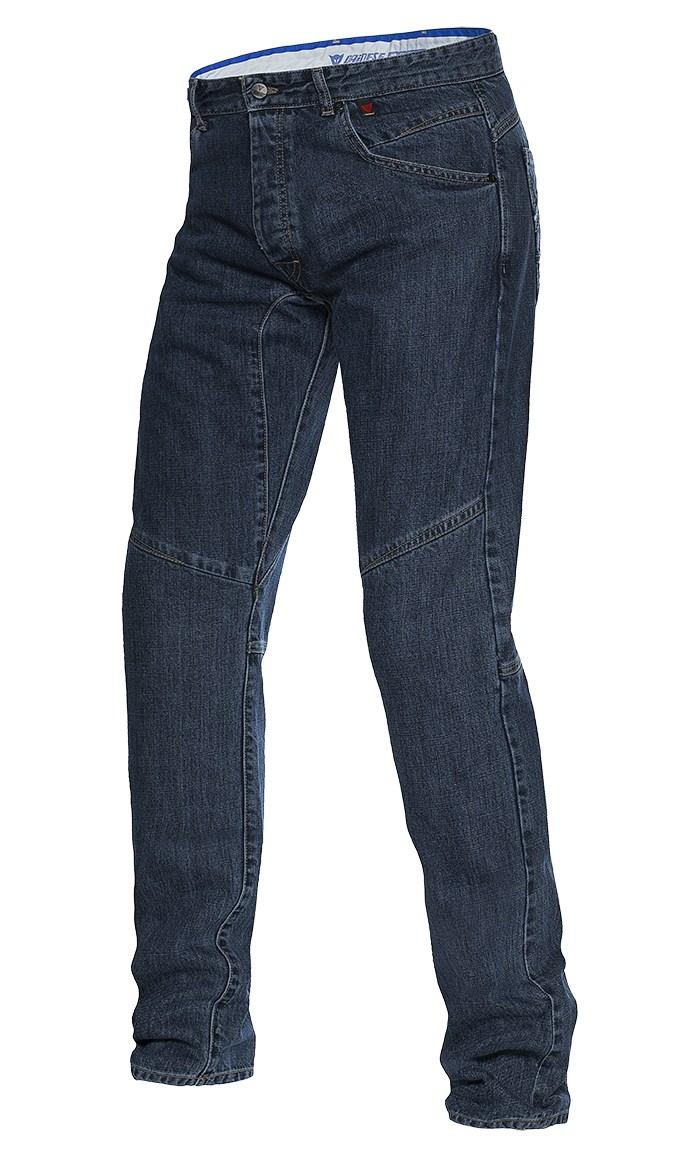 Jeans moto Dainese Prattville Denim scuro