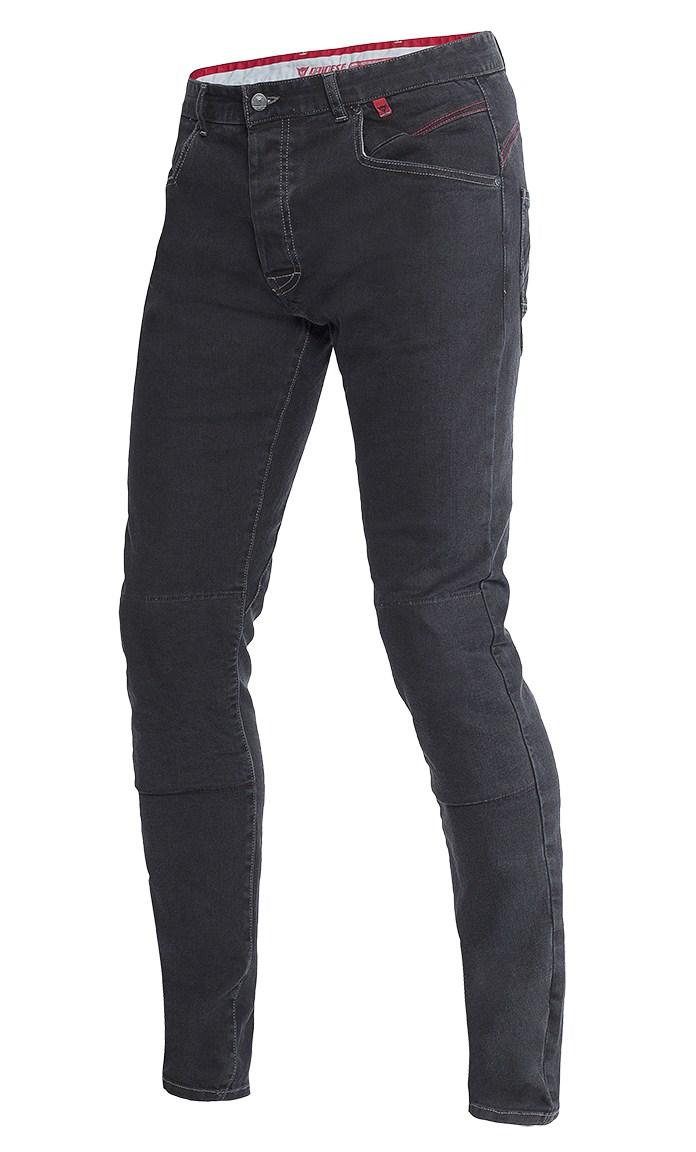 Jeans moto Dainese Sunville skinny Denim Nero