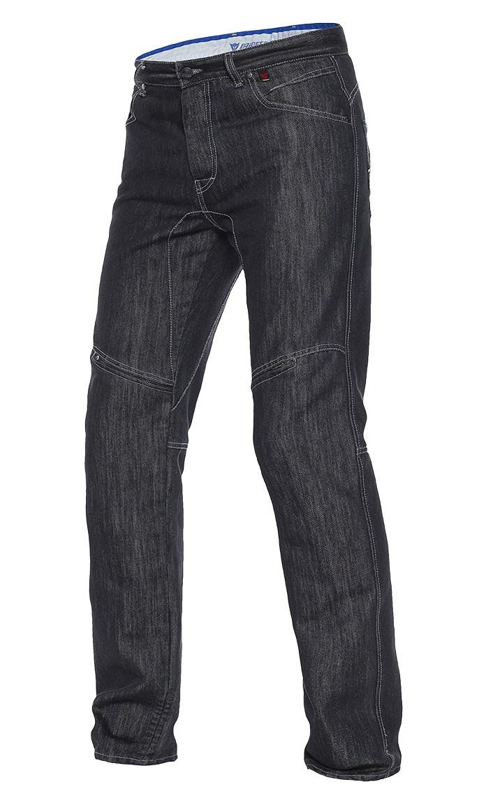 Jeans moto Dainese D1 Evo Denim aramidico Nero