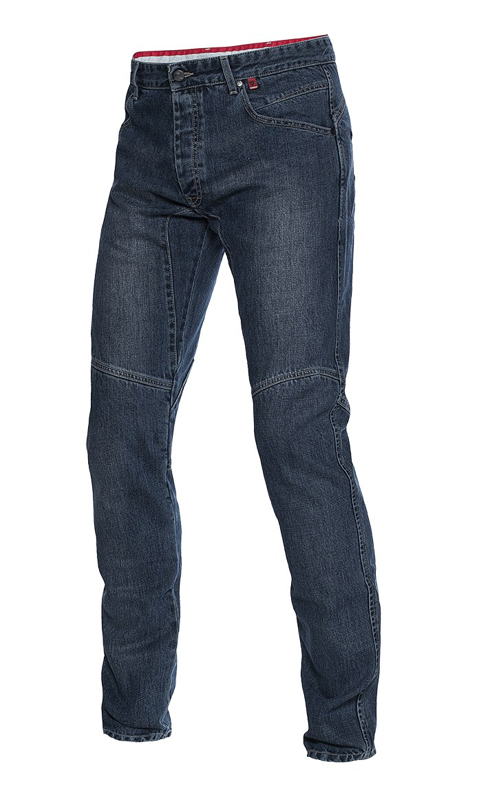 Jeans moto Dainese Washville slim Denim medio