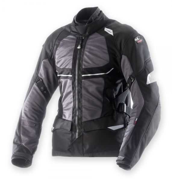 Clover Ventouring WP Airbag jacket Black