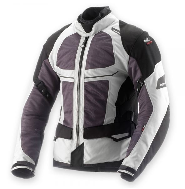 Clover Ventouring WP Airbag Lady woman jacket Gray