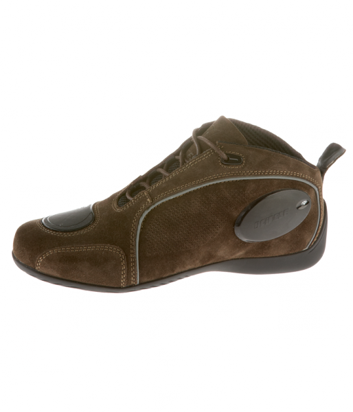 Dainese Manaus motorcycle shoes brown