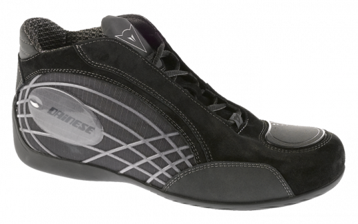 Dainese Soyto motorcycle shoes black-black