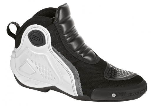 Dainese Dyno motorcycle boots black-white