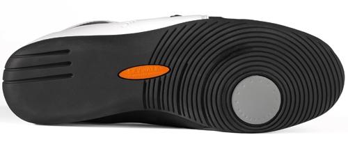Scarpe moto Dainese Short Shift nero-bianco