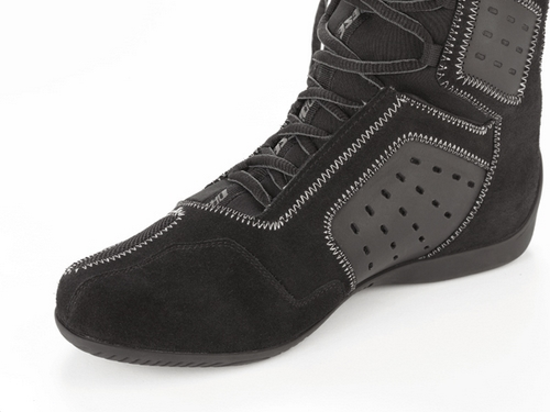 Dainese SSC Charlie motorcycle shoes black-black-black