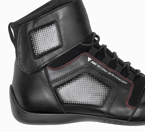 Dainese SSC Bravo D-WP motorcycle shoes black