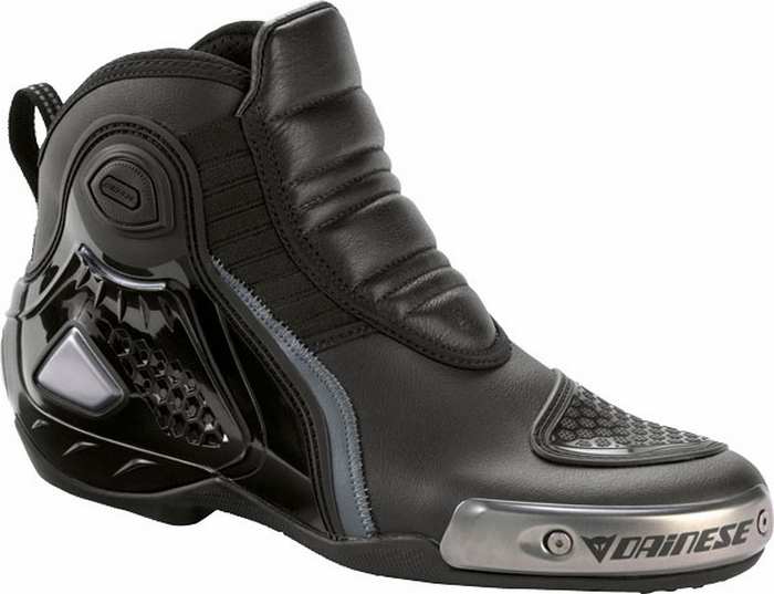 Dainese Dyno Shoes Black Pro C2B