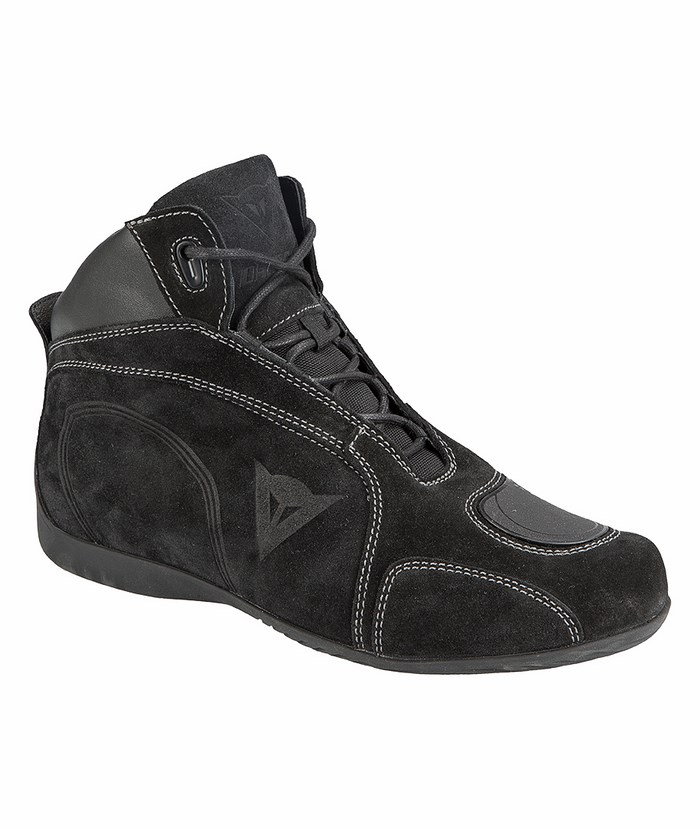 Dainese Black Shoes Vera Cruz