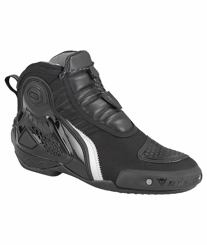 Shoes Dainese Dyno D-WP Black Silver