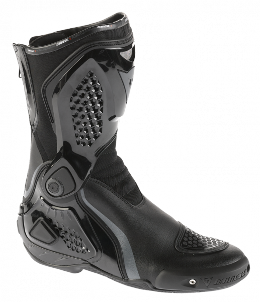 Dainese TRQ-Race Out motorcycle boots black-black
