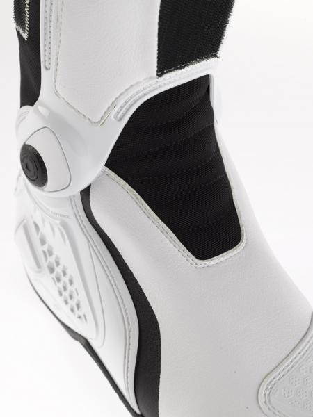 Dainese TRQ-Race In motorcycle boots white