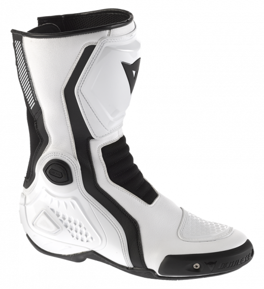 Stivali moto Dainese GIRO-ST bianco-nero-bianco