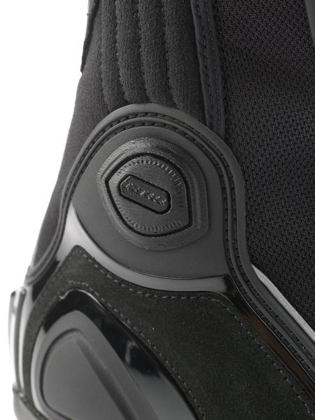 Dainese Pannier D-WP Waterproof motorcycle boots black