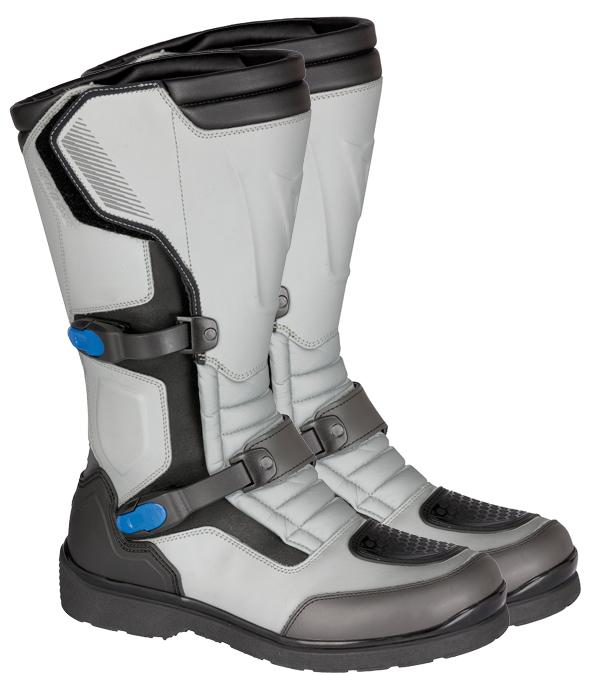 Stivali moto Dainese Carroarmato Gore-tex high rise-blu-nero-ant