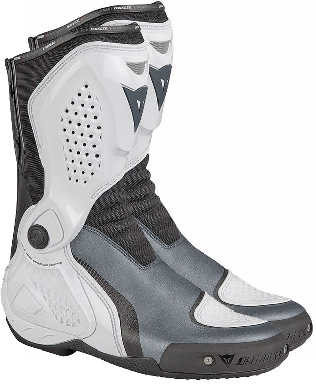 Dainese TR-Course Out anthracite white black boots