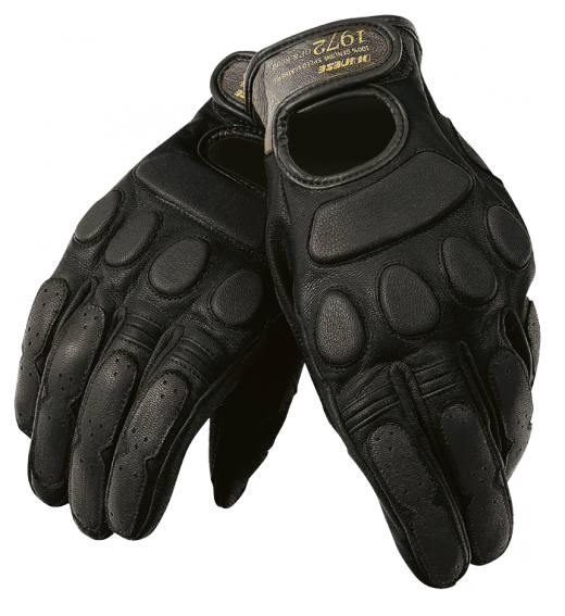 Dainese BlackJack motorcycle gloves nero