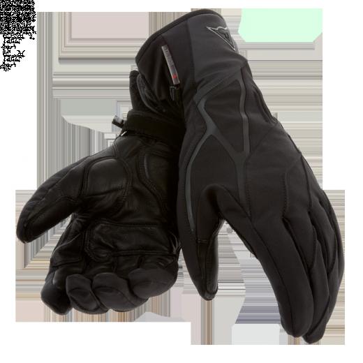 Dainese AXON GORE TEX gloves Black