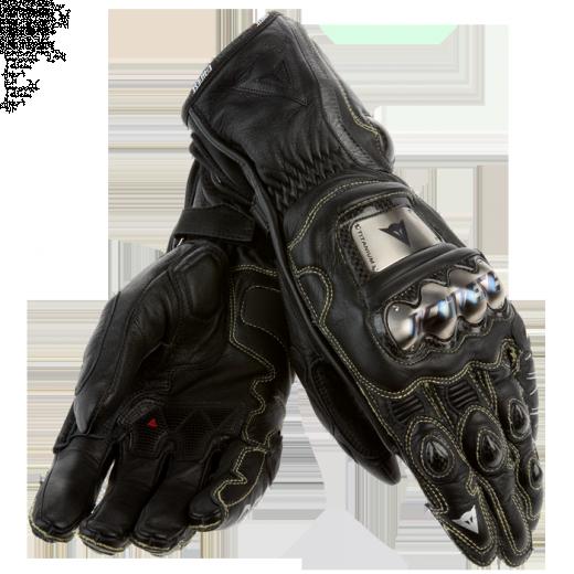 Guanti moto Dainese Full Metal Pro nero-nero-nero