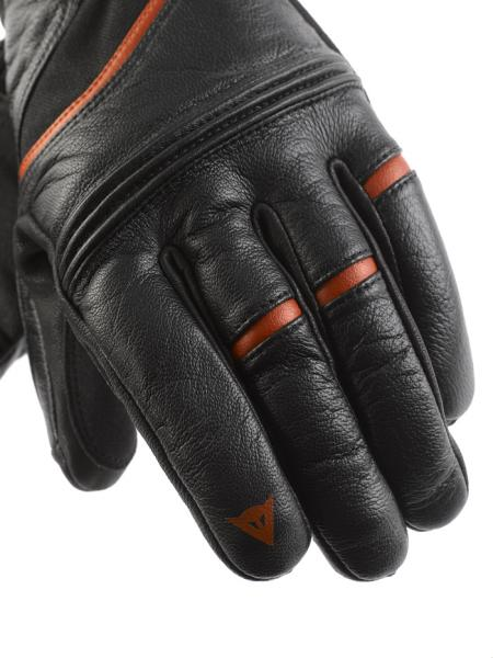 Dainese RS2 motorcycle gloves black-black-black
