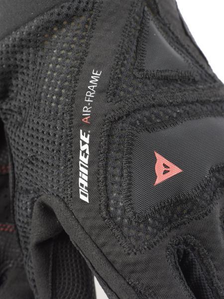 Dainese Air-Frame motorcycle gloves black-black-black
