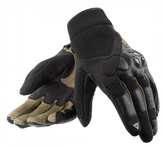 Dainese 2-Stroke motorcycle gloves black-black