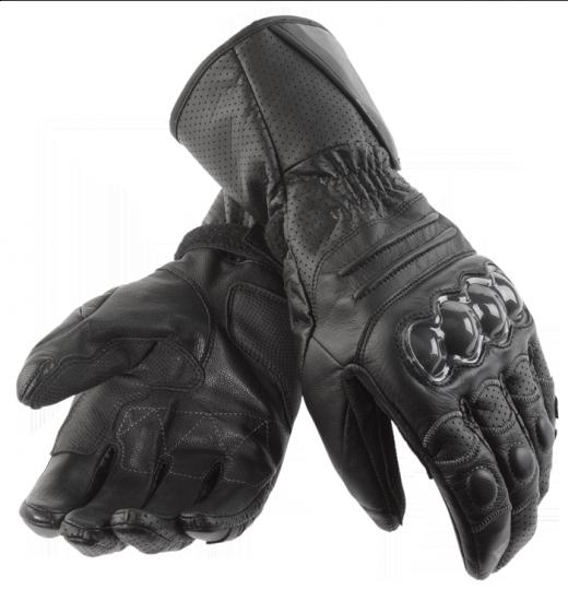 Guanti moto Dainese Redgate nero-nero-nero