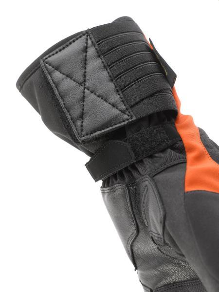 Dainese KKH D-DRY gloves Black