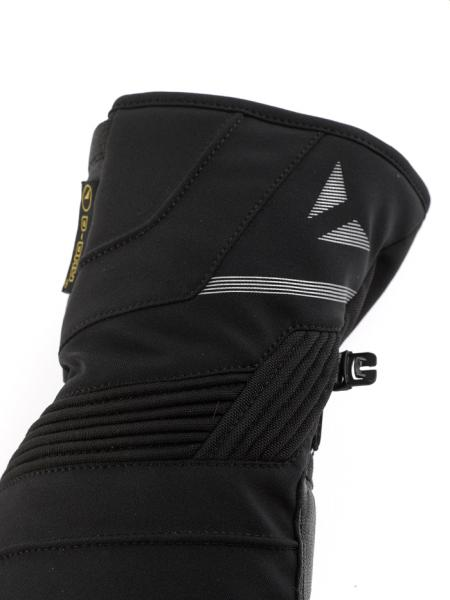 Dainese Garda D-Dry motorcycle gloves black-carbon-black