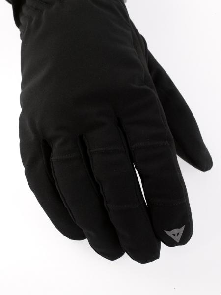 Dainese Kansas D-Dry motorcycle gloves ice-black