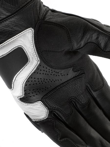 Dainese 4-Stroke motorcycle gloves black-black-yellow fluo