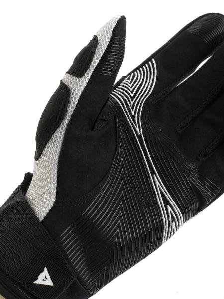 Dainese Huge Air off-road gloves white-black-silver