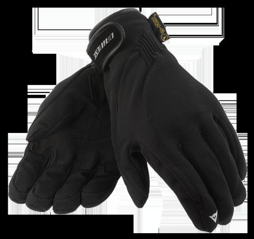Guanti moto Dainese Savana D-Dry nero-nero-nero