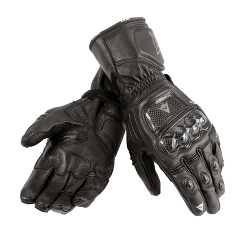 Dainese Druids motorcycle gloves black-black-black