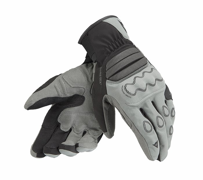 Dainese Veleta X-Trafit Gore-Tex gloves anthracite black carbon