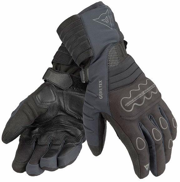 Dainese Scout Evo GTX  black gloves