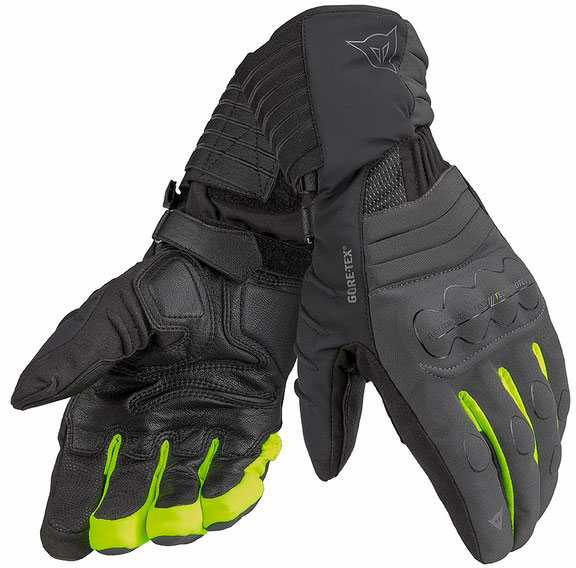 Dainese Scout Evo GTX carbon black yellow