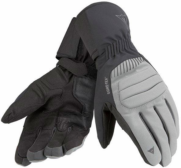 Dainese Travelguard GTX black anthracite carbon gloves