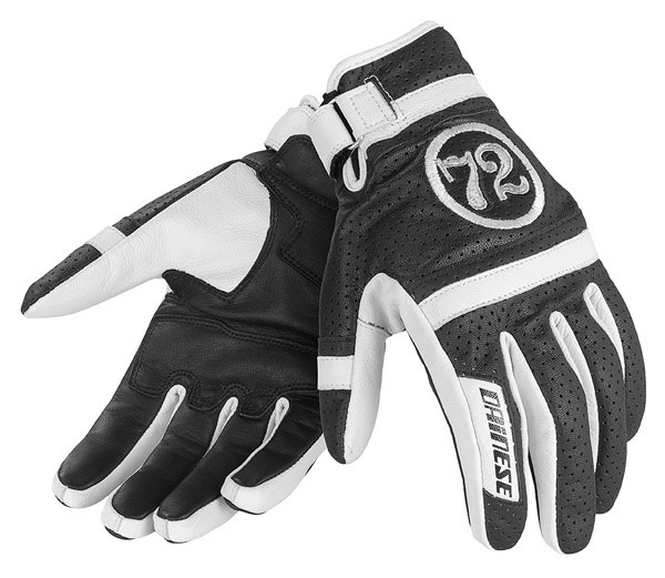 Motorcycle Gloves Dainese Hot Rodder Black