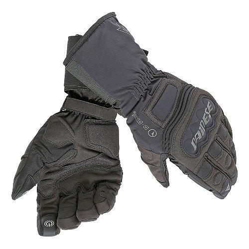 Guanti moto invernali Dainese Rainlong D-Dry Nero