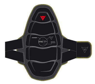 Dainese New Bap 2000-5 back protection