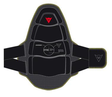 Protezione schiena Dainese New Bap 2000-4